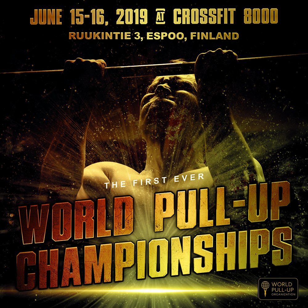 2019 World Pull-Up Championships