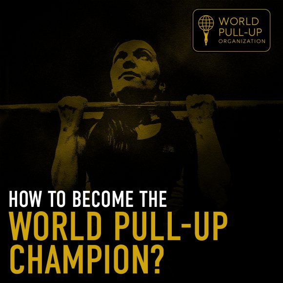 How to become the world pull-up champion